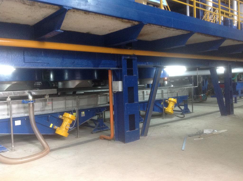 Výroba, opravy a renovace strojního zařízení
