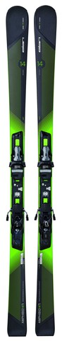 Výprodej zimního vybavení na lyžování, lyže Elan Amphibio