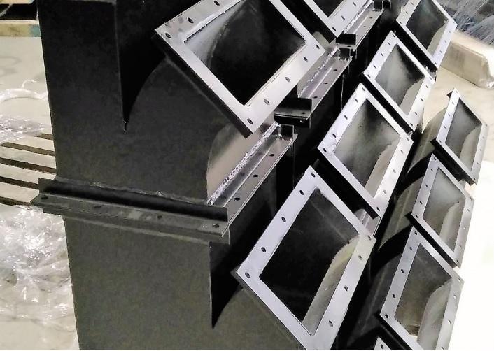 Lehké ocelové konstrukce