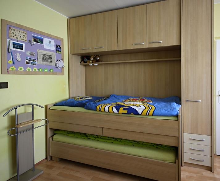 Moderní dětské pokoje Břeclav