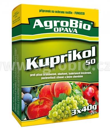 fungicid Kuprikol - prodej, eshop