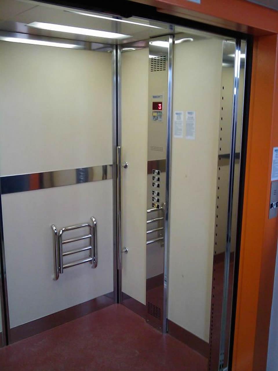Nejmodernější lůžkové výtahy