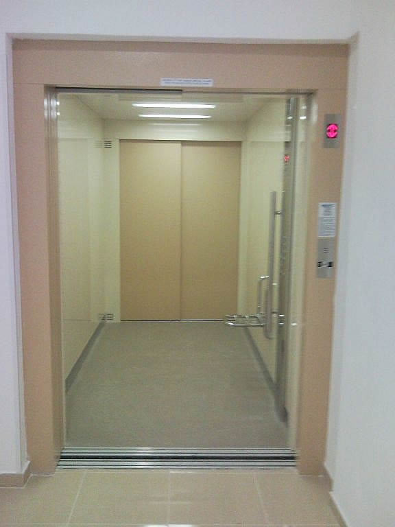 Lůžkové výtahy do nemocnic i sanatorií