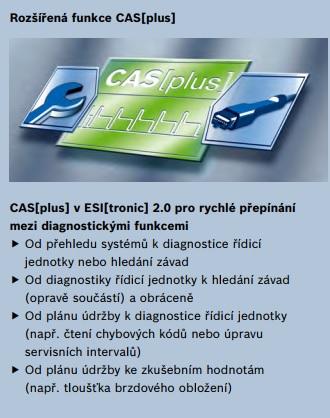 Kalibrace emisních přístrojů diagnostiky Bosch