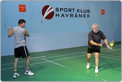 Akce na permanentku na badminton Ostrava - Zábřeh