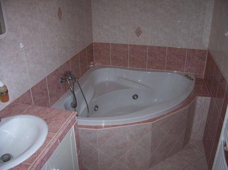 Rekonstrukce koupelny JP