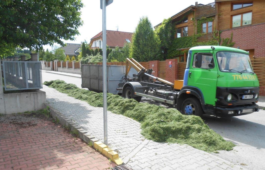 Vyklízení bytů, demoliční, stavební i zahradnické práce, Odvoz odpadu  - IZAP Ivana Zůčková