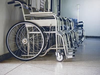 Prodej a servis invalidních vozíků