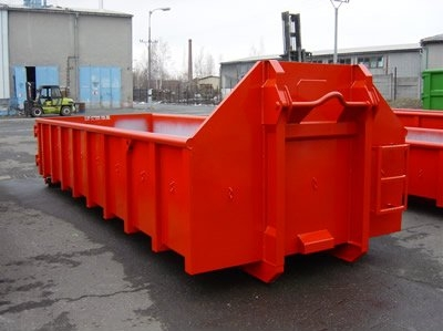 Kontejnery, kontejnerová doprava, velkoobjemová vozidla Olomouc