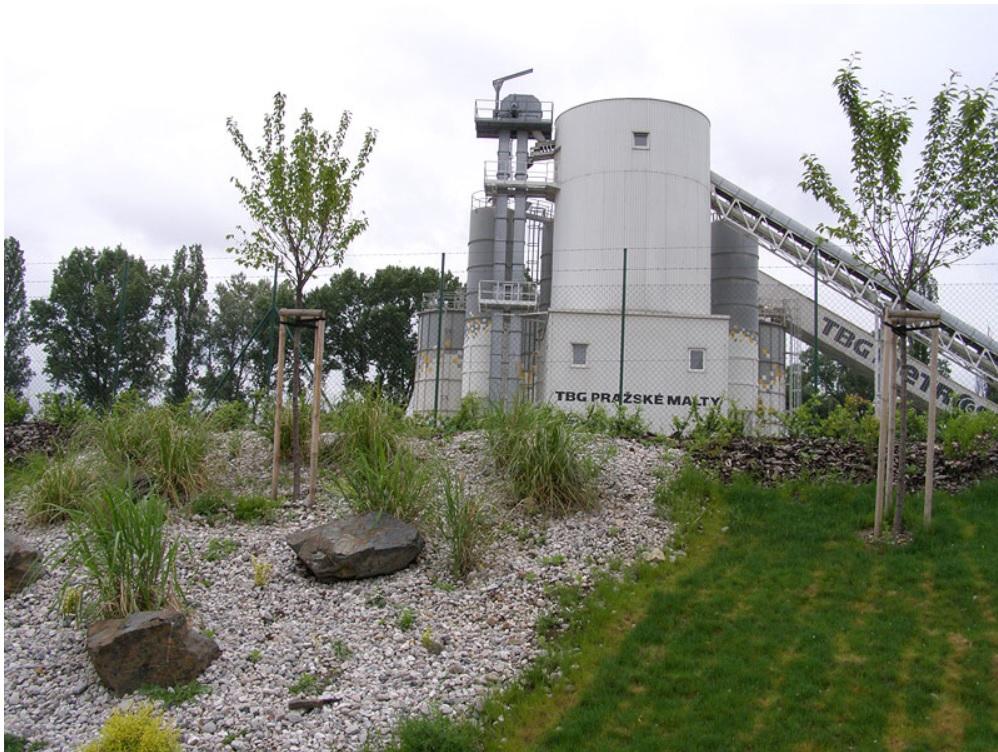 Ekologicky vyráběný beton a betonové směsi