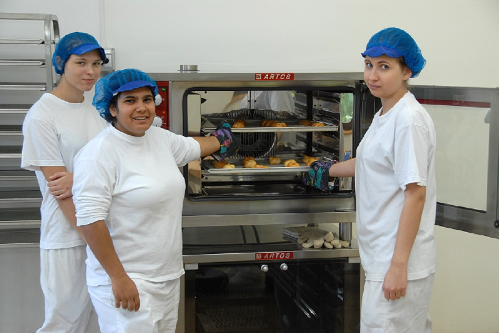 učební obor pekař