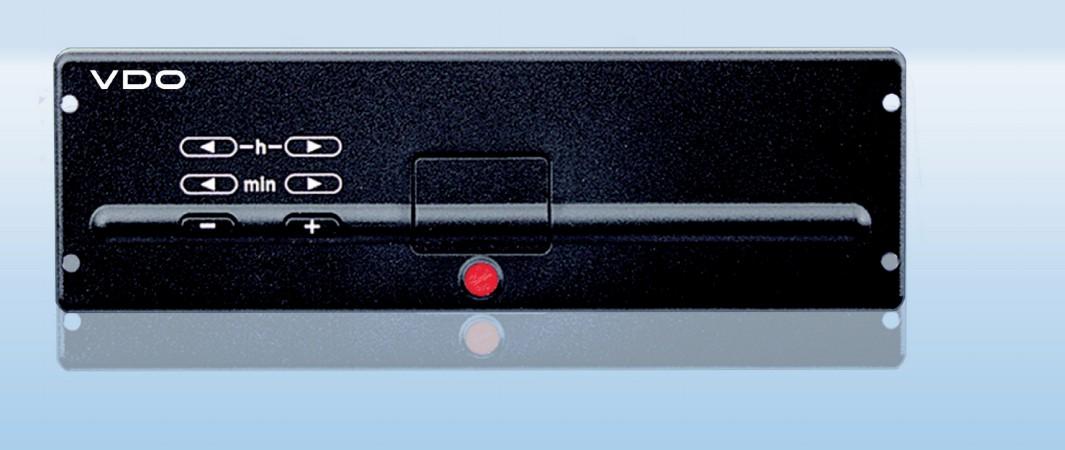 Servis analogových tachografů