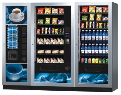 Nápojové automaty ve školách