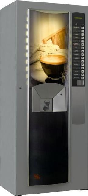 Provoz nápojové automaty