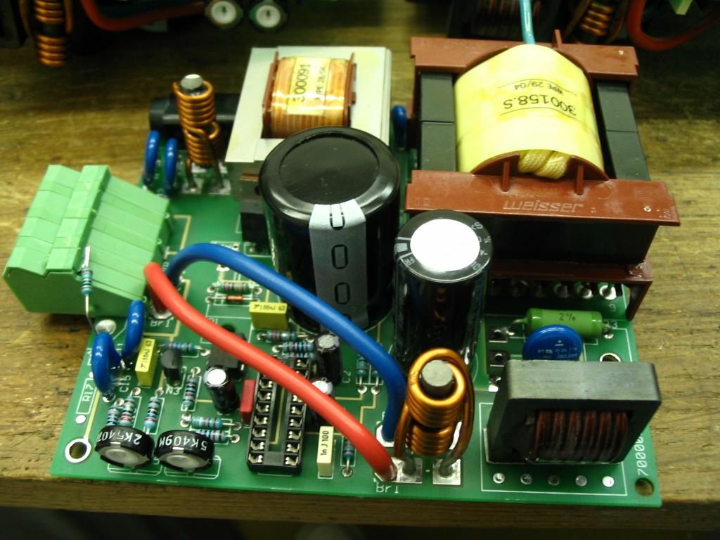 Zakázková výroba elektroniky