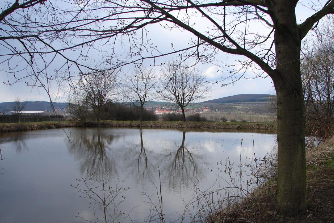 Obec Podbrdy, vesnička na Berounsku s tradičním nočním výlovem rybníka a hasičským spolkem