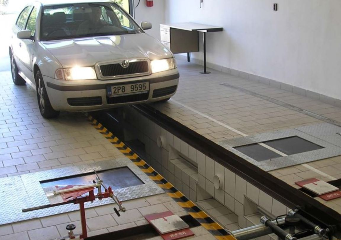 Stanice technické kontroly - Klatovy