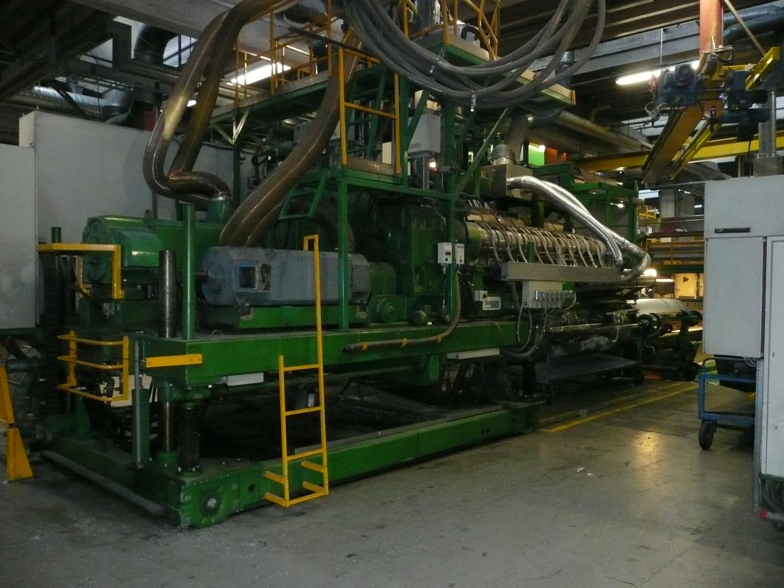 Montáže v papírenském průmyslu
