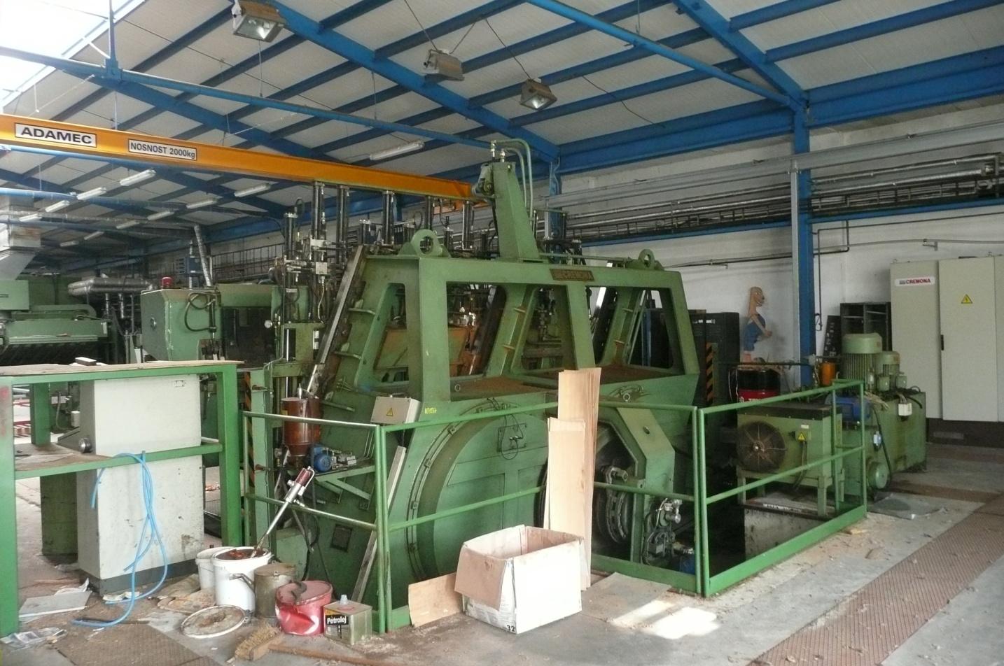 Montáže v dřevozpracujícím průmyslu