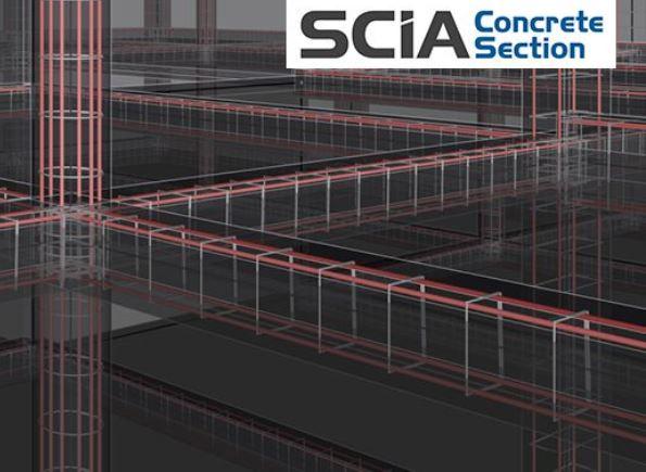 SCIA Concrete Section od společnost SCIA CZ, s.r.o.