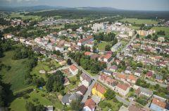 Okolí města České Velenice