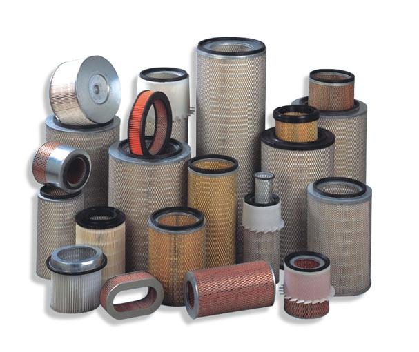 Průmyslové filtry - farmaceutický průmysl a zdravotnictví