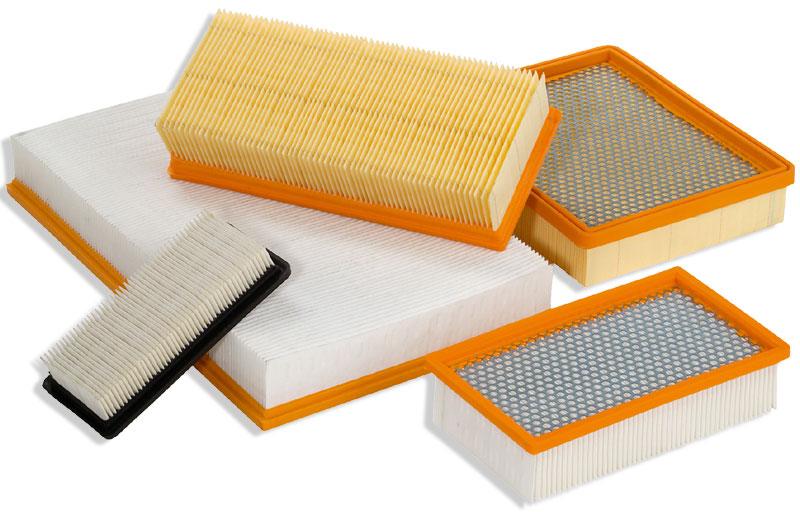 Prodej průmyslové filtry - filtrace vzduchu