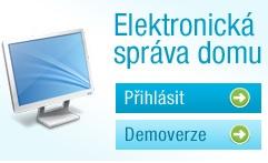 Profesionální on-line správa nemovitostí - elektronický šanon