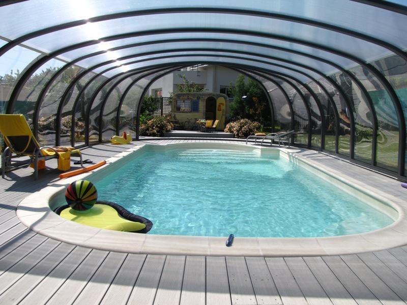 Zastřešení bazénů Praha