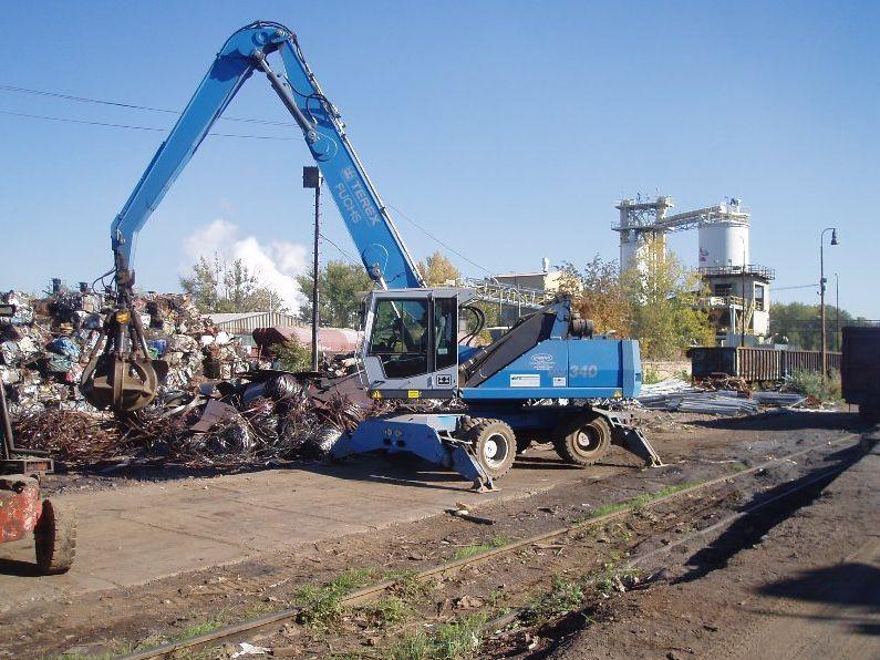 Výkup, sběr, zpracování i svoz kovového odpadu Opava