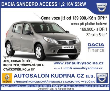 Náhradní díly Dacia