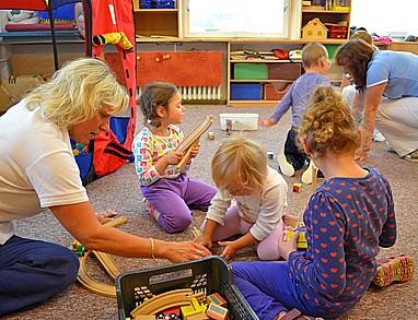 Nestátní zdravotnické a předškolní zařízení pro děti s vývojovými vadami