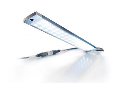 úsporné osvětlení pracovních prostor - LED osvětlení Weidmüller