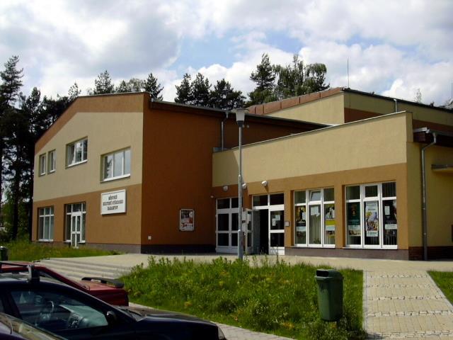 Městské kulturní středisko Habartov, infocentrum, Muzeum bezpečnostních sborů