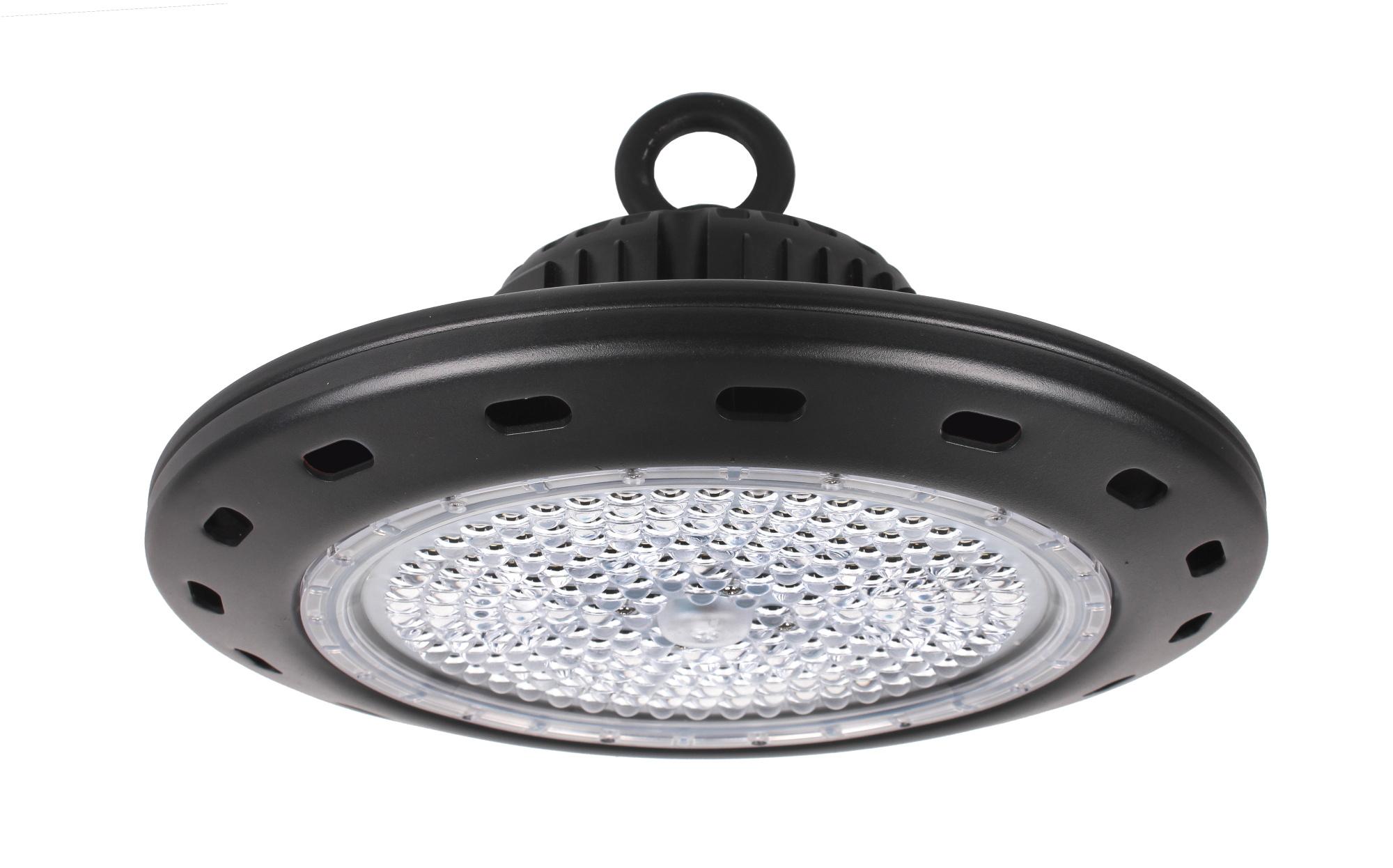 Závěsné průmyslové LED svítidlo HIGH BAY - Goly vhodné pro skladové, obchodní i výrobní haly