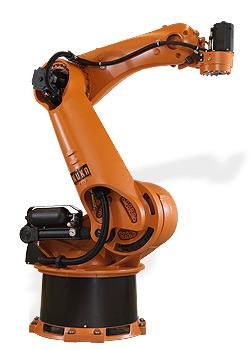 Výroba a prodej speciálních robotů KUKA