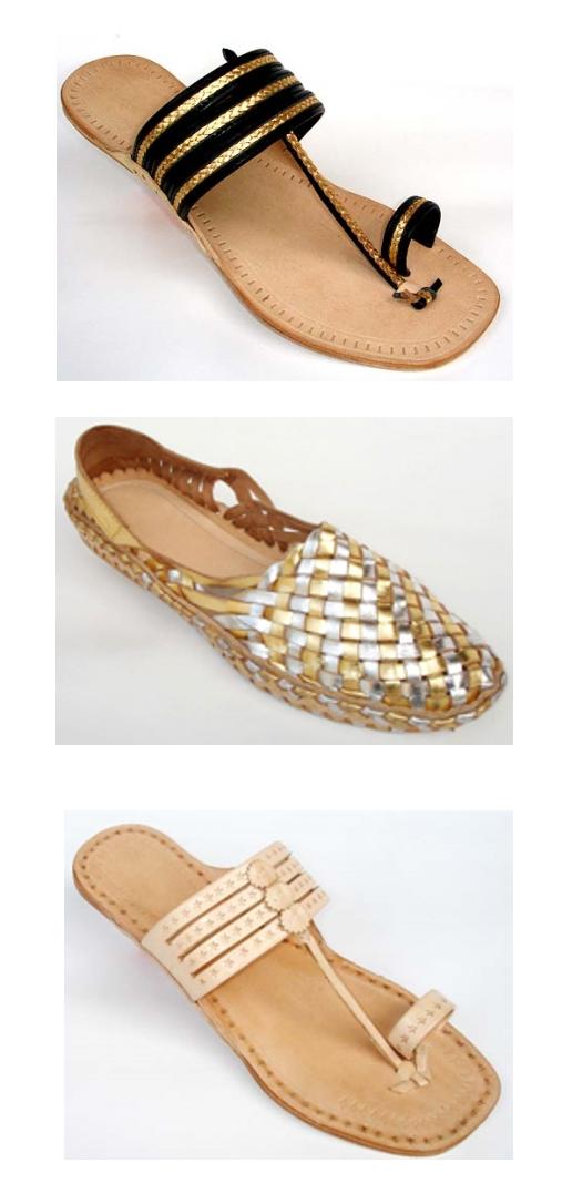 INDIE; Módní sandály a nazouváky