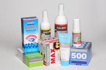 Výroba léčivých přípravků, farmaceutické suroviny