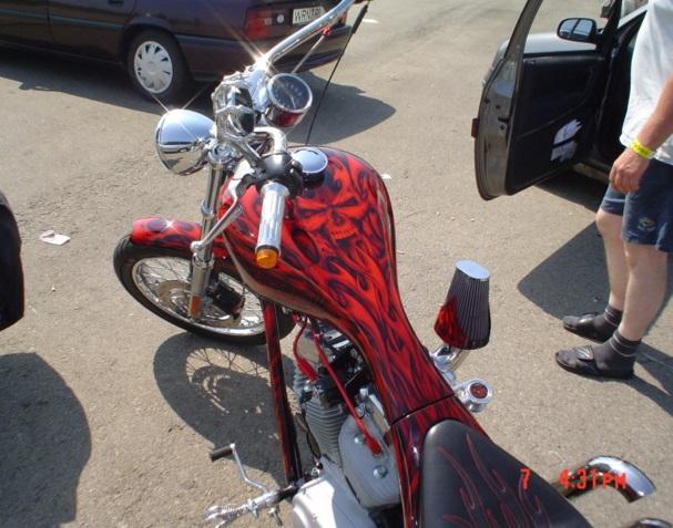 výroba ozdobné části karoserie motocyklů