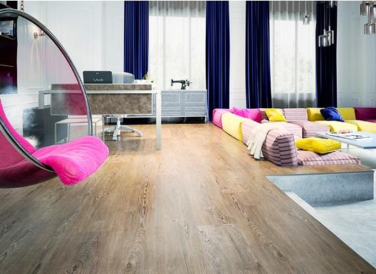 vinylová podlaha FatraClick - položení bez lepení