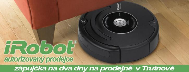 Robotické vysavače prodej - e-shop BScom Trutnov