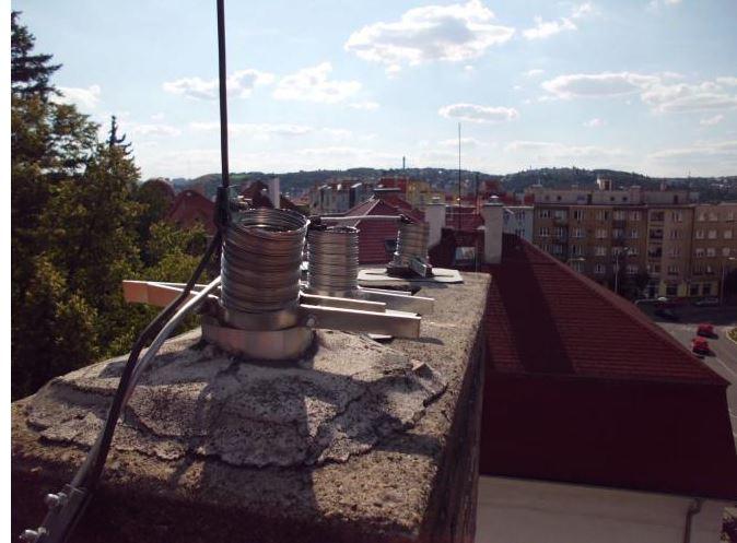 Vložkování komínů a rekonstrukce spalinových cest Praha – bezpečný odvod spalin