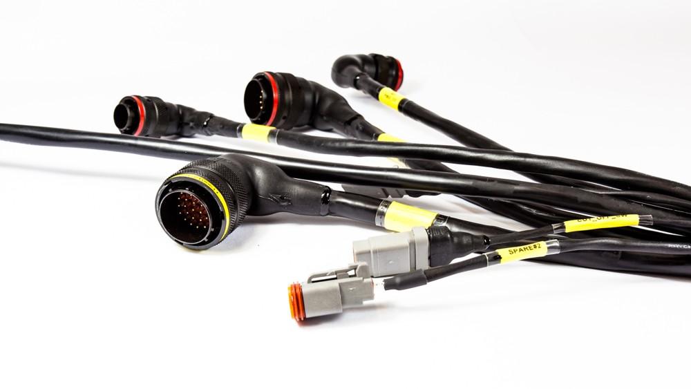 kabelové svazky pro RS motorsport