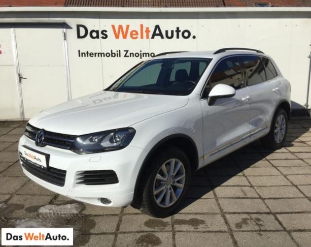 Program Das WeltAuto - ojeté vozy VW se zárukou