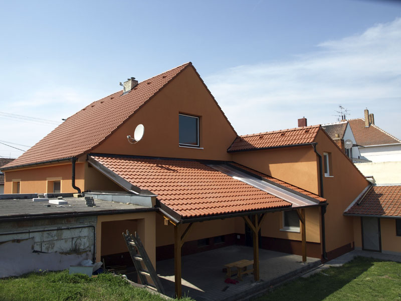 Pokrývačství Břeclav - dodávky a rekonstrukce střech