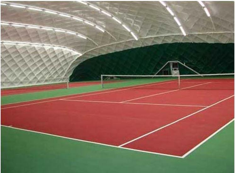 Umělá tráva - povrch pro tenisové dvorce