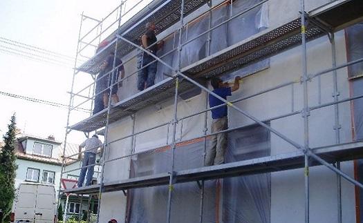 Výstavba rodinných domů, kompletní služby všech řemesel za velmi rozumné peníze
