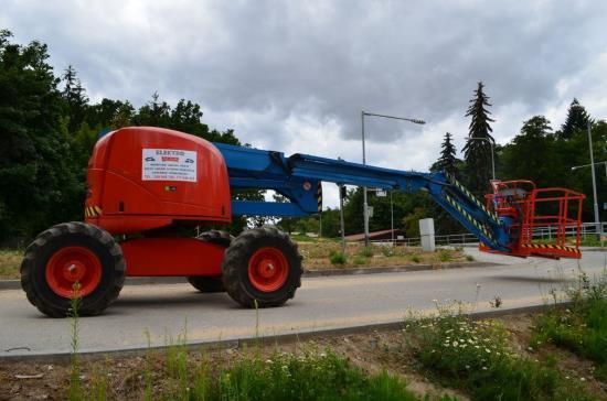 Veřejné osvětlení – nové, rekonstrukce, provoz i údržba Třebíč a Vysočina