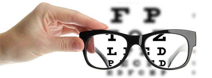 Prodej brýlových obrub a drobné opravy Praha