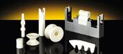 Díly z technické keramiky pro textilní a strojírenský průmysl